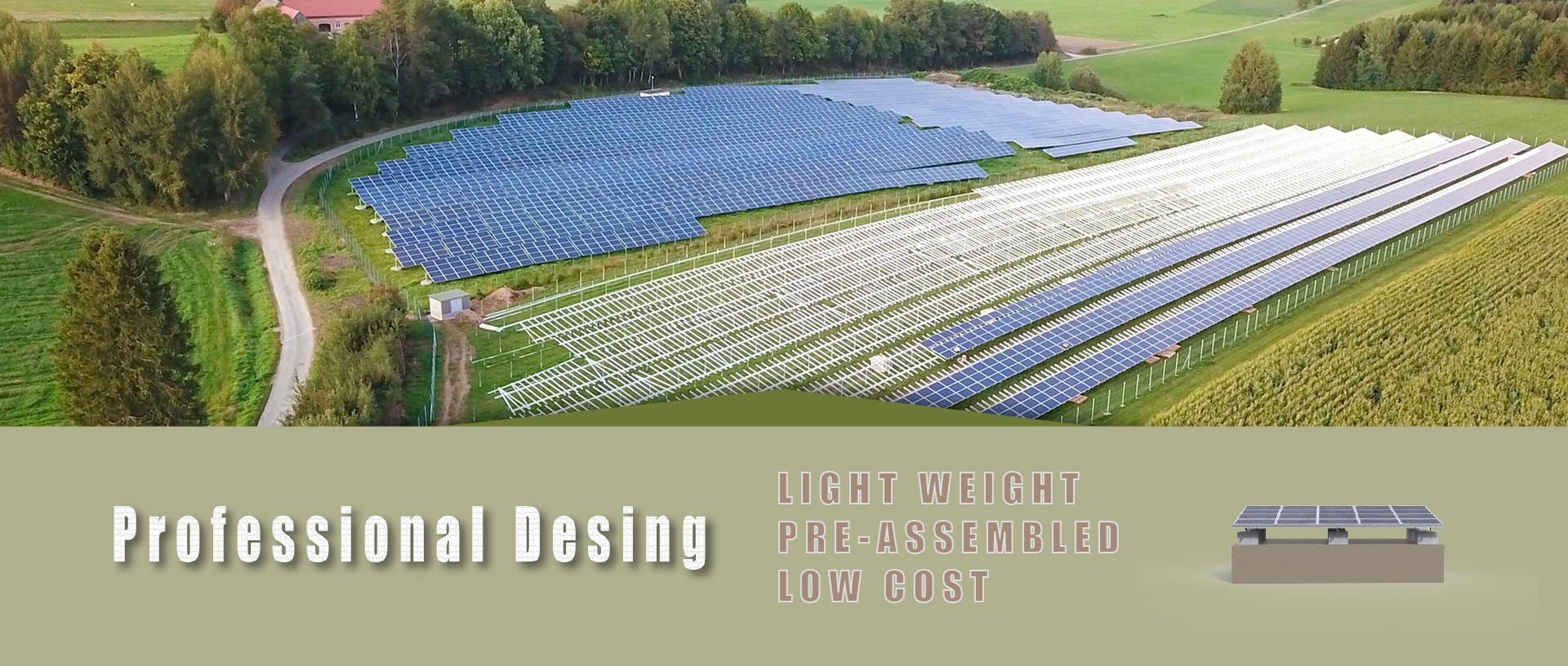 solar ground mounting manufacturer